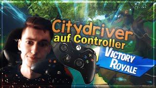 Citydriver 💻 spielt das erste mal Controller 🎮| Fortnite Arena Modus