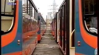 Трамвай 71-623 в Перми