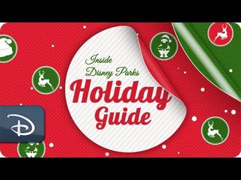 iNSIDE Disney Parks - Best of the Holidays