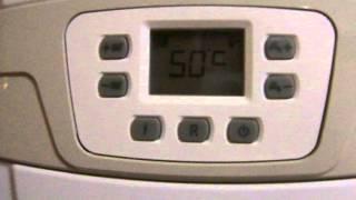 Газовый котел BAXI Mainfour 240F.(Вот что происходит с газовым котлом каждые 12 часов ( в 09:27 час. и в 21:27 час.) И так каждый день! Что это такое?!), 2016-01-21T18:51:35.000Z)