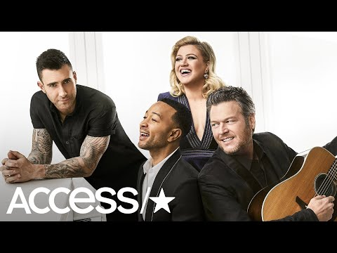 Adam Levine Is Leaving 'The Voice' After 16 Seasons! | Access