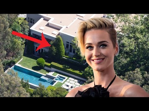Katy Perry's House Tour 2017 - $19M House at Beverly Hills Mp3