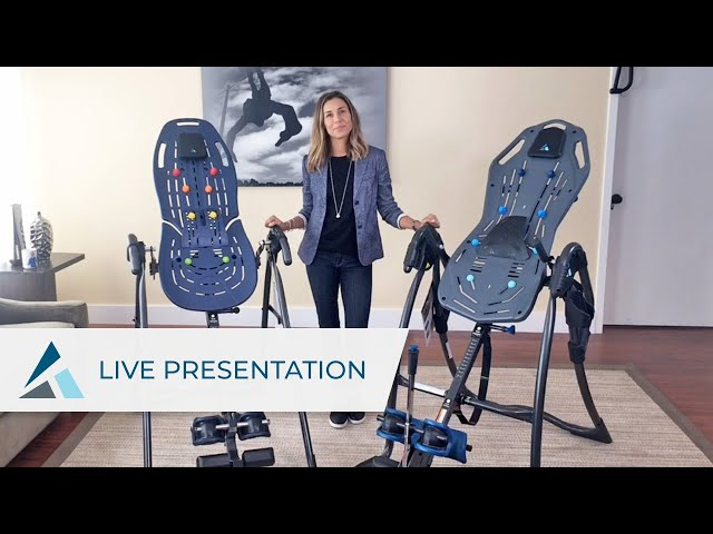Teeter LX9 Inversion Table - What You Need to Know