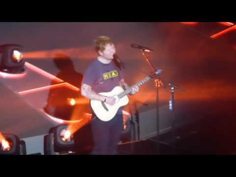 Ed Sheeran - Barcelona live in Hamburg 26.03.2017