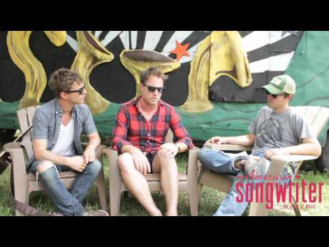 Bonnaroo 2012: Wild Cub Interivew