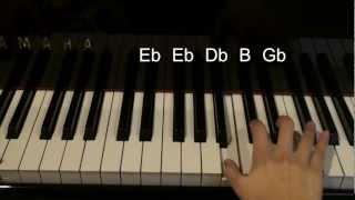 Video [Piano Tutorial] BEAST Midnight (별 헤는 밤) download MP3, 3GP, MP4, WEBM, AVI, FLV Agustus 2018