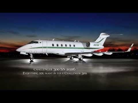 2008 Challenger 300 SN 20216 Private Jet For Sale - Donath Aircraft Services