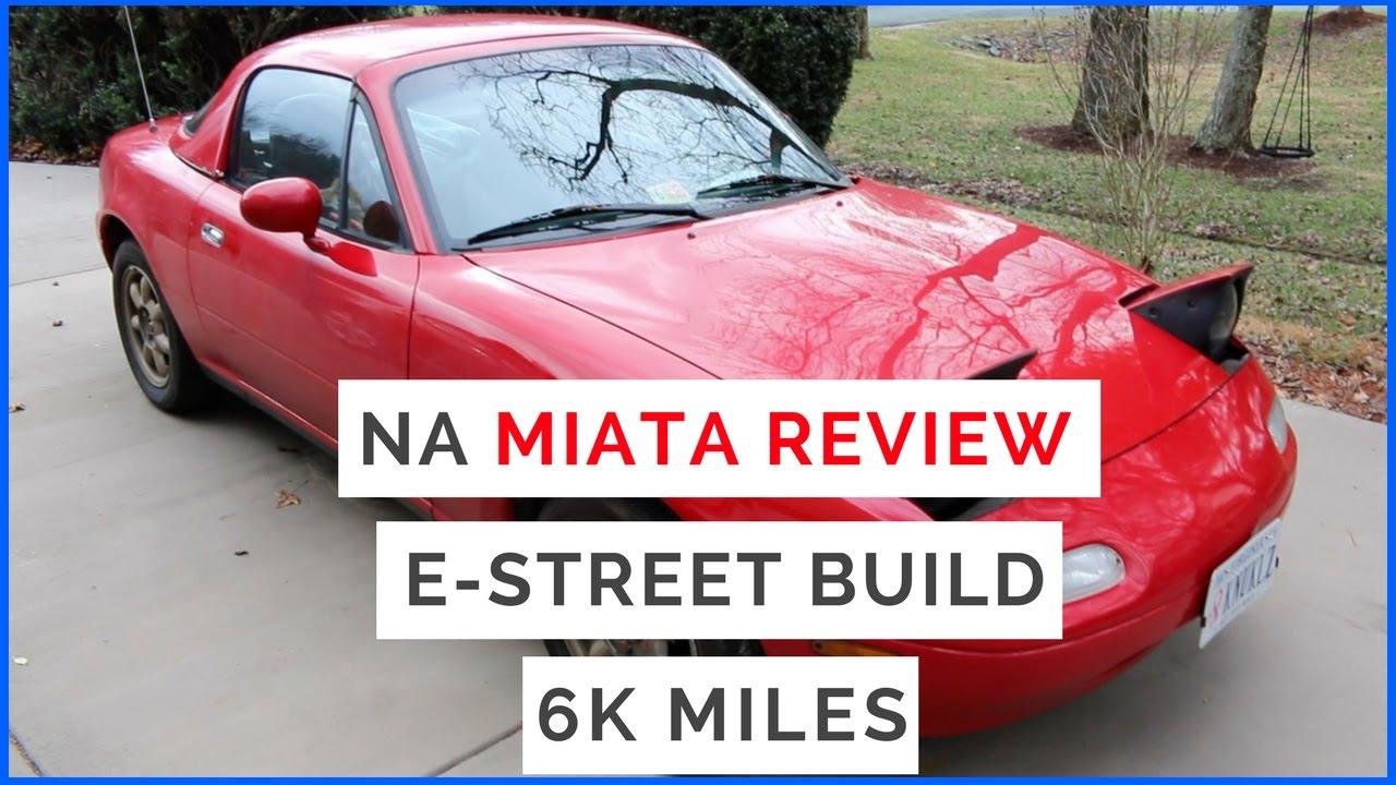 Mazda Miata 6 Month Review Should I Have Bought A Craigslist Miata