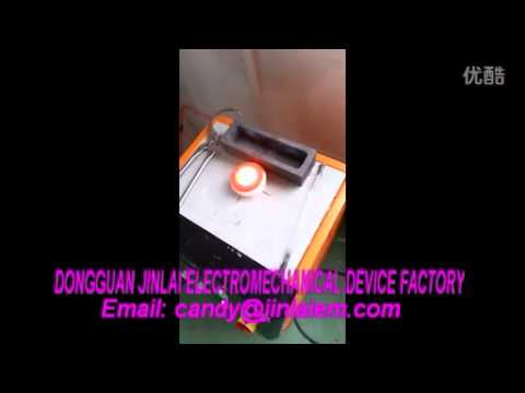 Gold Silver Platinum Melting Smelting Induction Furnace