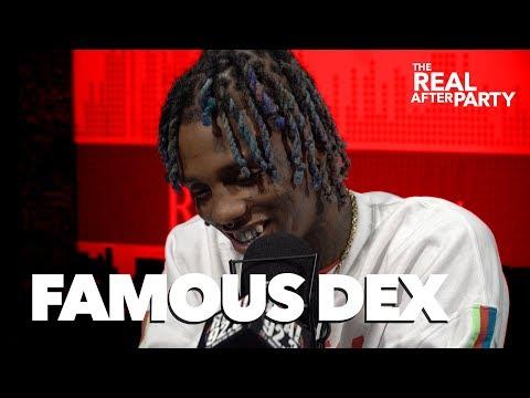 """Famous Dex Talks """"Dex Meet Dexter"""", Collab With Wiz Khalifa, A$AP Rocky & More"""