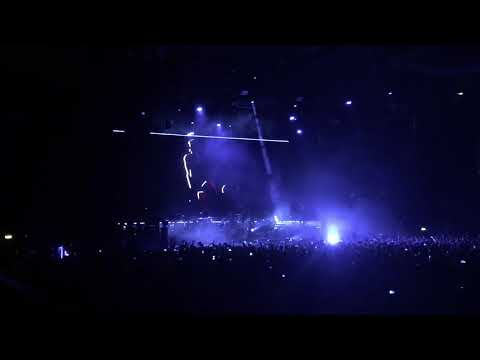 Gorillaz Live at Stockholm Hovet 6/11 2017 - Feel Good Inc