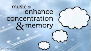 Music to Enhance Concentration and Memory
