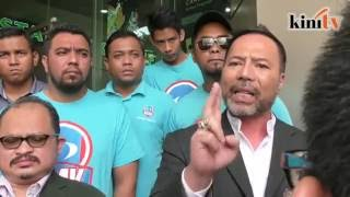 Khairuddin: Apandi Ali not fit to be AG, he should quit immediately