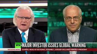 Wolff on Boom Bust: Major Investor Issues Global Warning