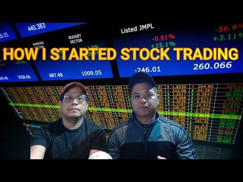 KABAYAN5: HOW I STARTED STOCK TRADING AT TORONTO STOCK EXCHANGE
