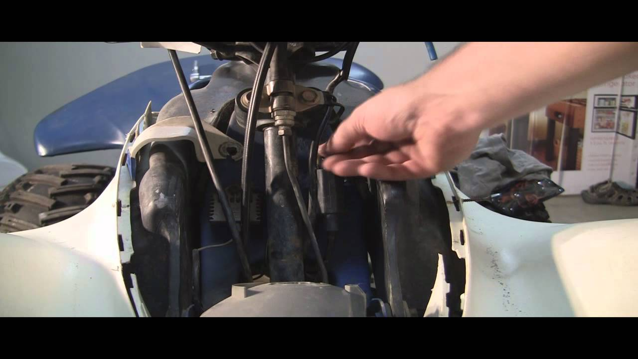 suzuki wiring diagram motorcycle john deere 317 ignition switch no spark? diagnosis / 4 wheeler starting issues using a multimeter - youtube