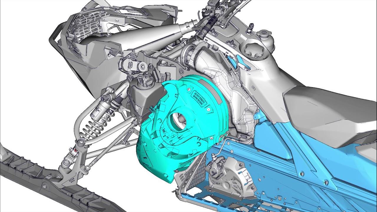 Video for the G4 Engine Mount Kit part # 861805528 - REV-GEN