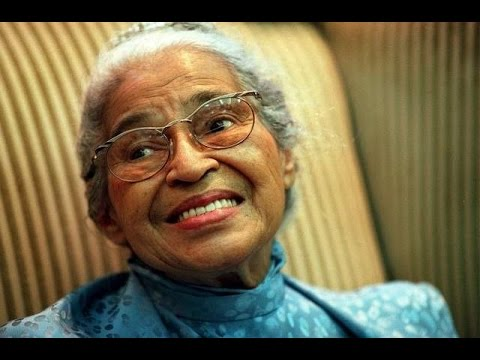THE DEATH OF ROSA PARKS
