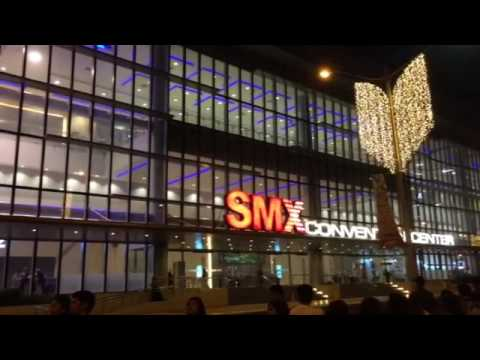 SMX Convention Center of Mall of Asia.