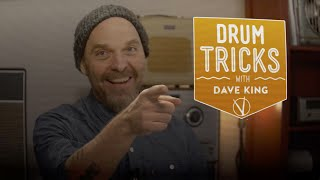 Drum Tricks with Dave King: Finding Your Touch