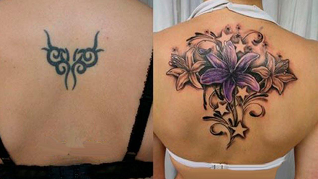 Salvando Tatuagens Feias #2