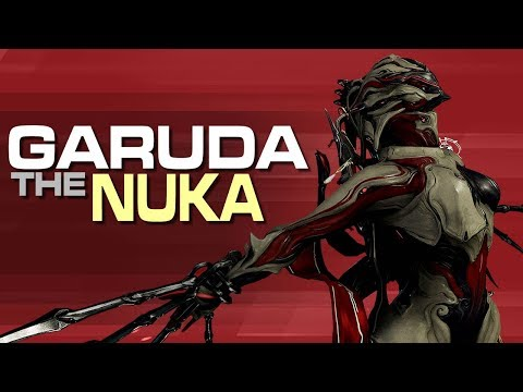 Warframe GARUDA is STRONG!