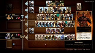 the witcher 3 gwent high score 590 points match 560 points round