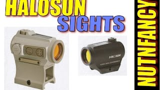 shot holosun sights 1 3 cost of aimpoint better features