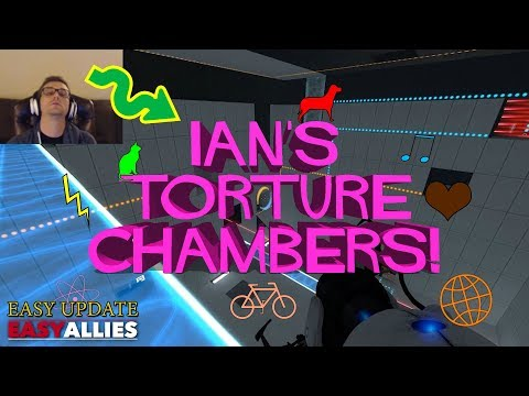 Four Rooms to Drive Kyle Mad - Ian's Torture Chambers - Easy Update