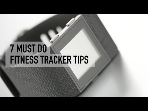 7 fitness tracker steps you must take to get real results