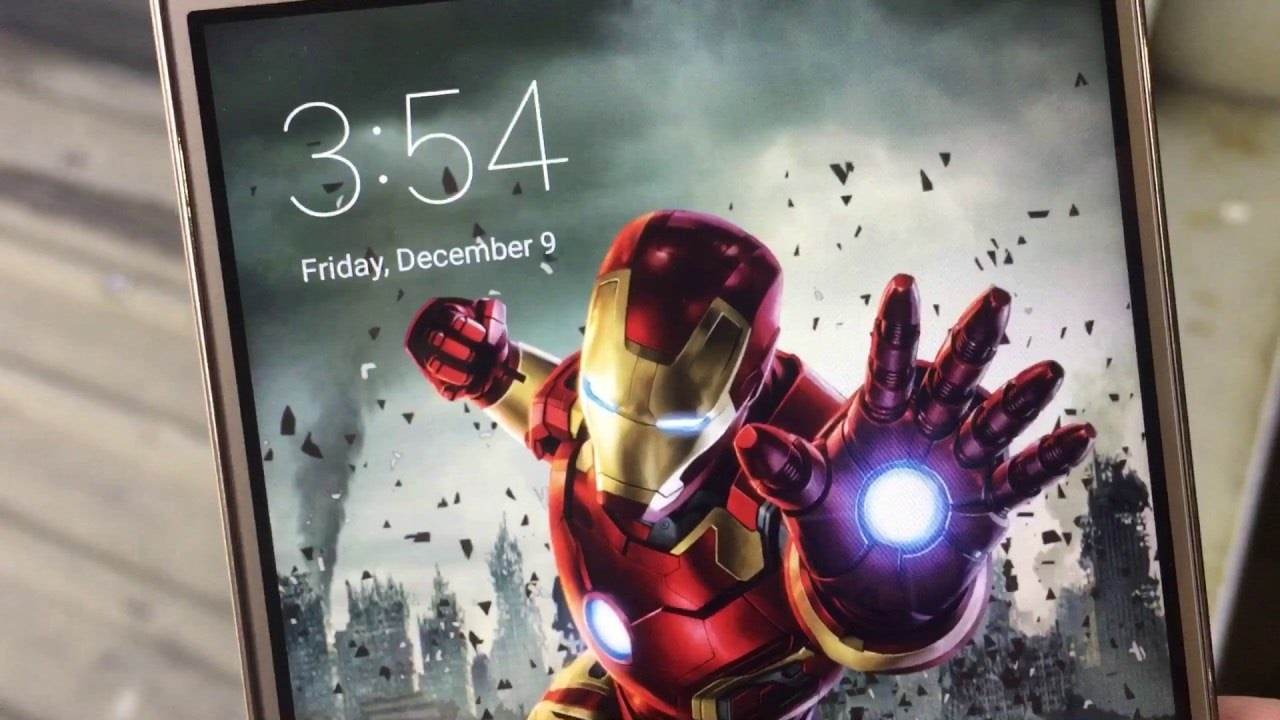 Paid application for free 3D parallax background (LIVE WALLPAPER) - YouTube