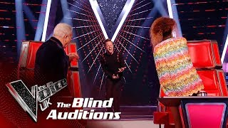 Olly Murs' 'Superstition' | Blind Auditions | The Voice UK 2019 thumbnail