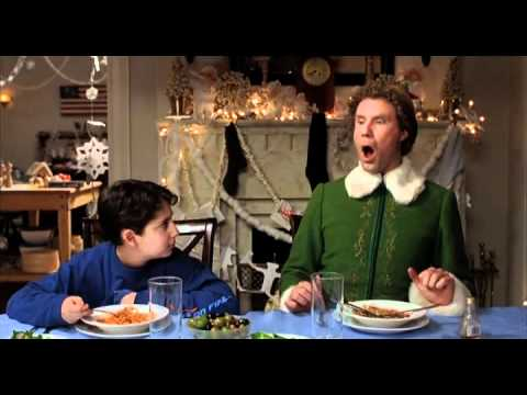 Elf (2003) You Are So Weird