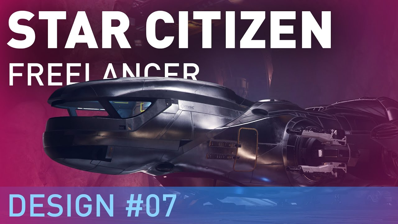 star citizen misc freelancer das design der schiffe von star citizen 07 german deutsch youtube. Black Bedroom Furniture Sets. Home Design Ideas