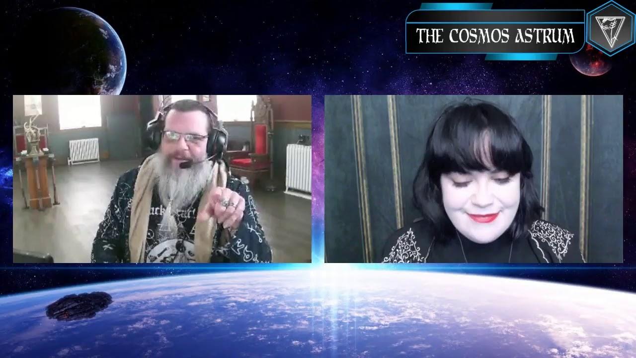 Cosmos Astrum Ep 4: Interview with Lua Valentia