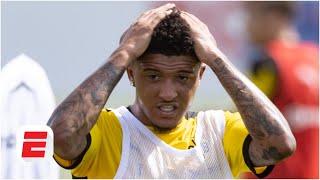 Man United's Sancho deadline EXPIRES! 'Dortmund are serious about keeping him!' - Fjortoft | ESPN FC