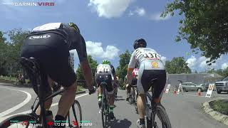2018 Battle of Lewisburg Crit - Masters 50+/60+