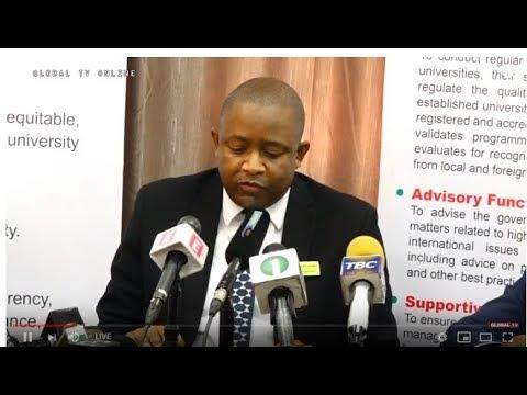 TCU Yafanya Maamuzi Magumu/ Vyuo Viilivyofutiwa Usajili Hivi Hapa