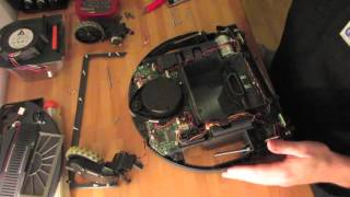 Repeat youtube video Neato xv 15 disassembly