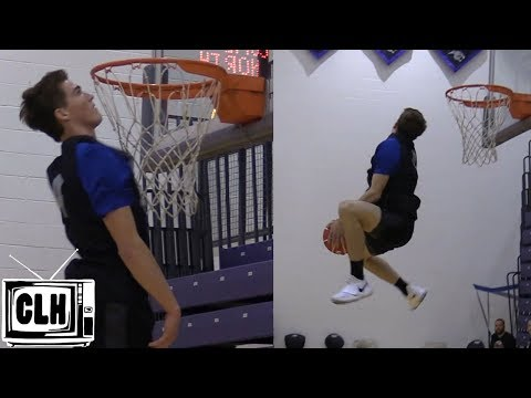 HIGH SCHOOLER with CRAZY BOUNCE - Dan Gross at NEP Ohio Fall Showcase