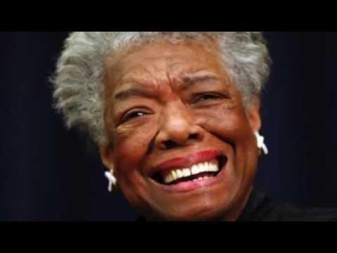 Maya Angelou - Human Family