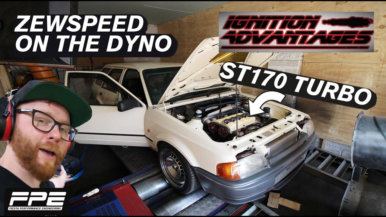 Zewspeed SLEEPER ESCORT - Hits the dyno