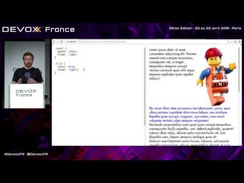 Flexbox, et le CSS redevient fun ! (French)