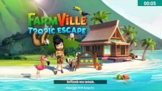Farmville tropic Escape rackeada