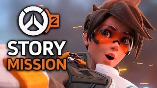 14 Minutes of Overwatch 2 Story Mission (Rio de Janeiro)