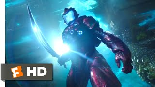 Aquaman (2018) - Sunken Ship Battle Scene (2/10) | Movieclips