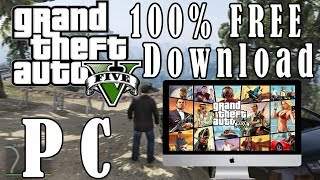 [100% Working] How to download and install GTA 5 in PC/Laptop for FREE