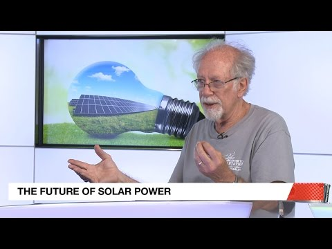 The Future Of Solar Power
