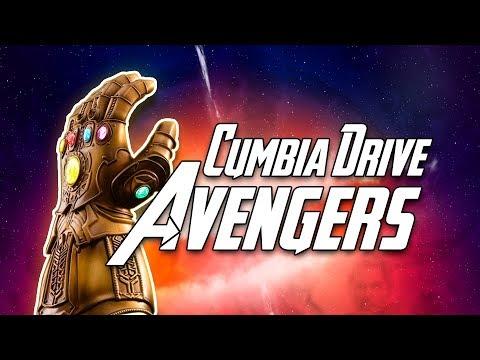La Cumbia De Los Avengers - Cumbia Drive