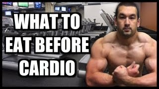 What To Eat Before Cardio? (Best Pre Cardio Meal)